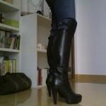 Stivali al ginocchio